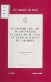 Sénat - Le Système éducatif de Saint-Pierre-et-Miquelon au cour de la reconversion de l'archipel.