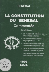 Sénégal et Doudou Ndoye - La constitution du Sénégal.