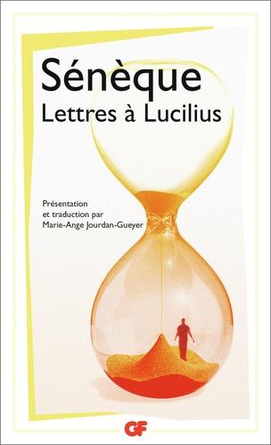 Lettres à Lucilius (1-29)  édition revue et corrigée