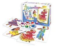 SENTOSPHERE - Aquarellum Junior Danseuses
