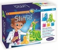 SENTOSPHERE - La chimie du Slime - Kit scientifique