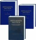 Septuaginta Deutsch - Studienpaket - Septuaginta Deutsch + Erläuterungen und Kommentare Band 1 und 2.