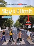 Séraphine Lansonneur et Anne Wilkinson - Anglais 1re B1>B2 Sky's the limit.