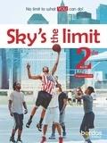 Séraphine Lansonneur et Anne Wilkinson - Anglais 2de A2/B1 Sky's the limit.