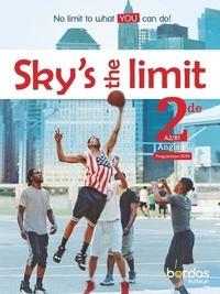 Anglais 2de A2/B1 Skys the limit.pdf