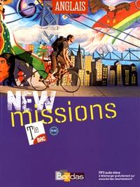 Séraphine Lansonneur et Vincent Burgatt - Anglais Tle  New Missions.