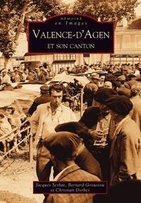 Serbat et al. J. - Valence-dagen et son canton.