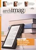 Michel Remize - Archimag N° 283, Avril 2015 : Débuts difficiles du livre numérique en bibliothèque.