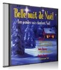 Tino Rossi et Charles Trénet - Belle nuit de Noël - CD audio.
