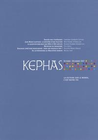 Georges Cottier - Kephas N° 24, Octobre-décem : .