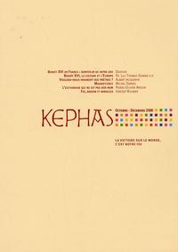 Bruno Le Pivain et Albert Jacquemin - Kephas N° 28, Octobre-décem : .
