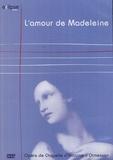 Antoine d' Ormesson - L'amour de Madeleine - DVD vidéo.