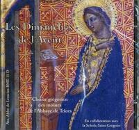 Abbaye de Triors - Les dimanches de l'Avent. 1 CD audio
