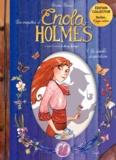 Serena Blasco - Les enquêtes d'Enola Holmes Tome 1 : La double disparition - Avec 15 pages inédites.