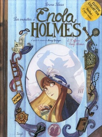 Les enquêtes d'Enola Holmes Tome 2 - Serena Blasco |