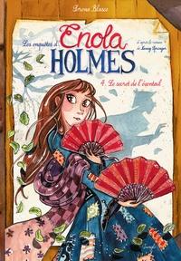 Les enquêtes d'Enola Holmes Tome 4 - Serena Blasco |