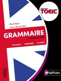 Serena Murdoch-Stern et David Mayer - Grammaire / Vocabulaire - Le nouveau TOEIC.