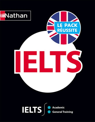 IELTS. Le pack réussite  avec 1 CD audio MP3