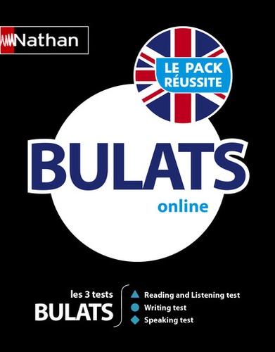 Serena Murdoch-Stern et David-W-S Higgins - Le pack réussite BULATS online - Les 3 tests BULATS : Reading and Listenning test, Writing test, Speaking test. 1 CD audio