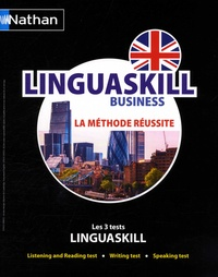 Serena Murdoch Stern et David-W-S Higgins - Linguaskill business.