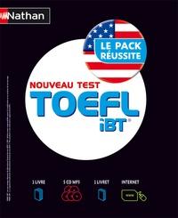 Deedr.fr Nouveau test TOEFL iBT - Le pack réussite Image