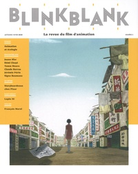 Jacques Kermabon - Blink Blank N° 2, automne/hiver  : Animation et écologie.