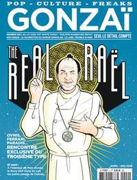 Gonzaï Media - Gonzaï N° 15 : The real Raël.