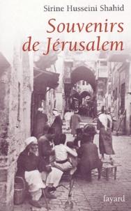 Accentsonline.fr Souvenirs de Jérusalem Image