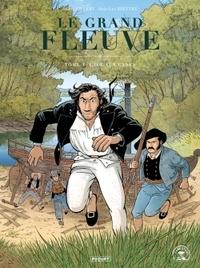 Serge Aillery et Jean-Luc Hiettre - Le Grand Fleuve Tome 3 : L'île aux canes.