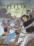 Serge Aillery et Jean-Luc Hiettre - Le Grand Fleuve Tome 4 : Hussards en galerne.