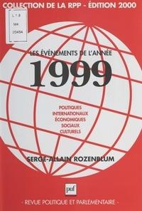Serge-Allain Rozenblum - .