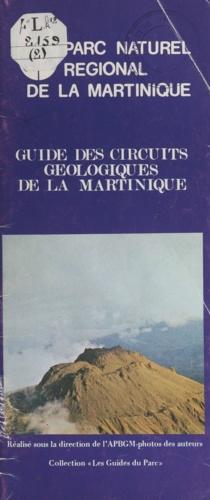 Guide des circuits géologiques de la Martinique