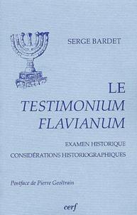 Serge Bardet - .