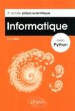 Serge Bays - Informatique avec Python - 2e année prépa scientifique.