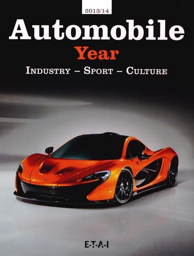 Serge Bellu - Automobile Year 2013-2014.