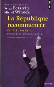 Histoire de la France politique - Tome 4, La République recommencée, de 1914 à nos jours.pdf