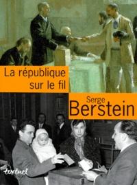 La République sur le fil - Entretiens avec Jean Lebrun.pdf
