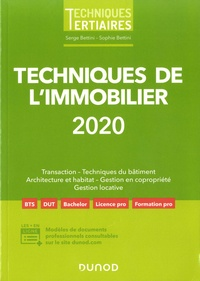 Techniques de l'immobilier - Serge Bettini pdf epub