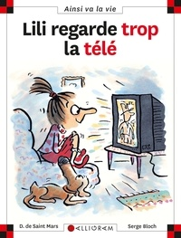 Deedr.fr LILI REGARDE TROP LA TELE Image