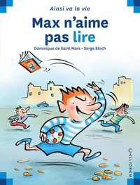 Galabria.be Max n'aime pas lire Image