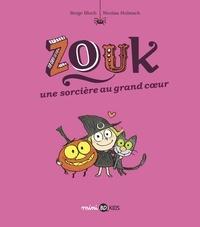 E-books téléchargement gratuit deutsh Zouk, Tome 01  - Une sorcière au grand coeur in French par Serge Bloch, Serge Bloch 9791029307041