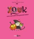 Serge Bloch et Nicolas Hubesch - Zouk Tome 1 : Zouk une sorcière au grand coeur.