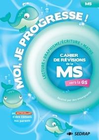 Serge Boëche - Cahier de révisions de la MS vers la GS.