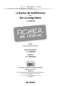 Serge Boëche - Le bûcher de la différence - Le fichier pédagogique.