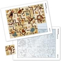 Puzzle à la manière de - Lart égyptien.pdf