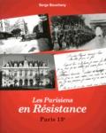 Serge Boucheny - Les Parisiens en Résistance - Paris 13e.