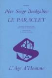 Serge Boulgakov - Le Paraclet.