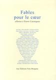 Serge Bourjea et Paul Valéry - Fables pour le coeur - Offertes à Pierre Caizergues.