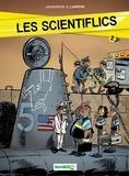 Serge Carrère et Jean-Louis Janssens - Les scientiflics Tome 2 : .