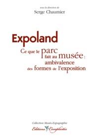 Serge Chaumier - Expoland, ce que le parc fait au musée.